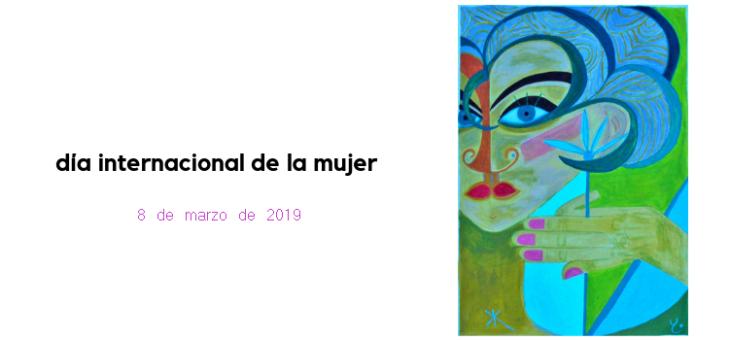 Pinturas Yolpiq – Día Internacional de la Mujer 2019