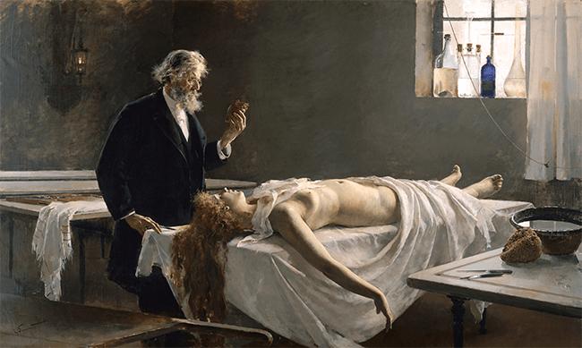 La autopsia - Simonet- AA -dn