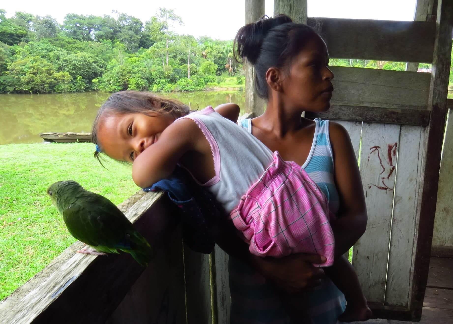 Comunidad Maijunas Amazonas Perú dn