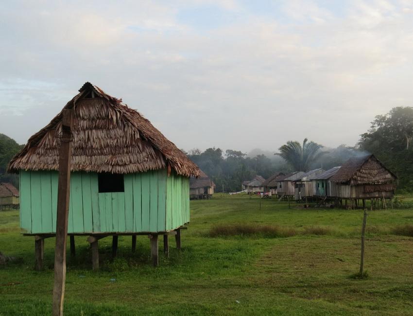 Comunidad Maijunas Amazonas dn