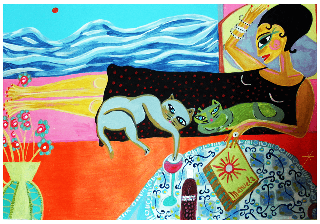 Dibujo yolpiq para Dia de la Mujer dn