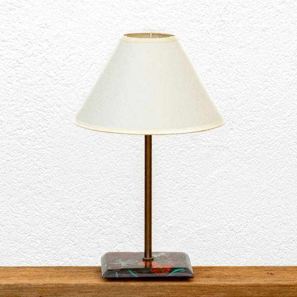 Lámpara Flores negras - galería Diseño Natural