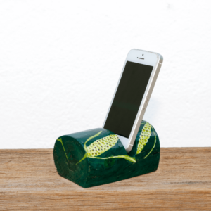 Troncomóvil verde móvil - Producto Yolpiq de Diseño Natural.