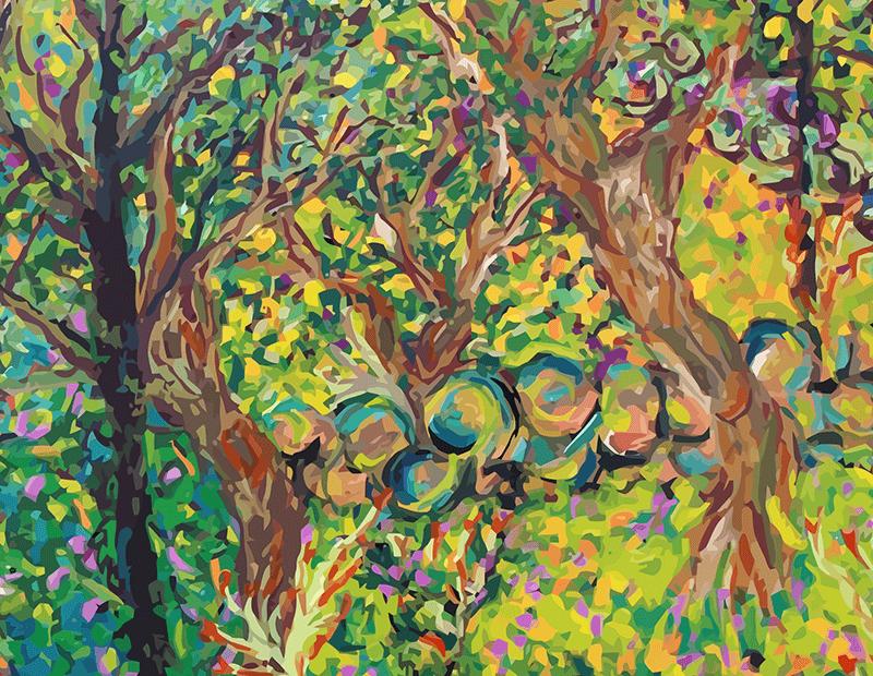Blog-parte cuadro el bosque YOLPIQ-DN